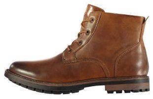 Męskie zimowe buty za kostkę radzieckie Islin