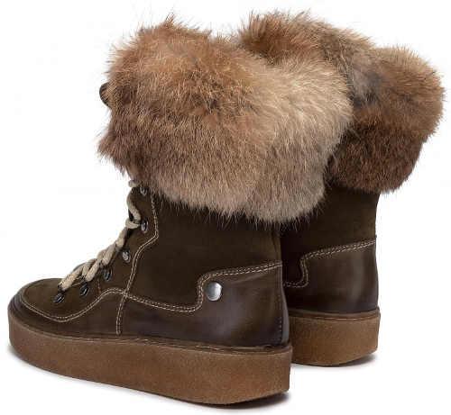 Ciepłe buty zimowe damskie nie tylko w góry
