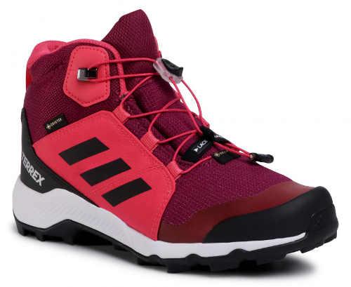 Damskie buty zimowe outdoor adidas Terrex Mid Gtx K GORE-TEX