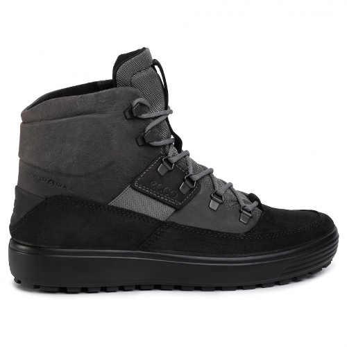 Męskie buty za kostkę na zimę