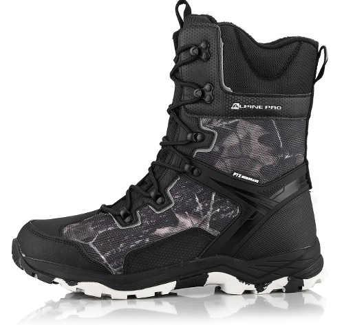 Męskie zimowe buty trekkingowe Alpine Pro NONDALTON
