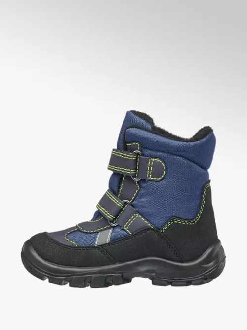 Wodoodporne buty dziecięce na rzepy