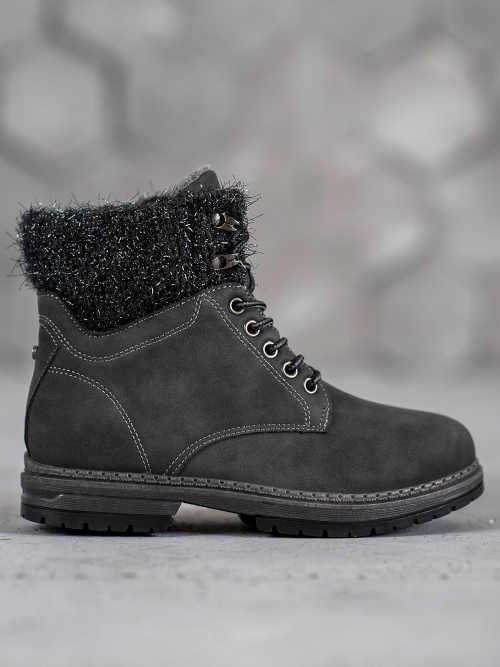 Wygodne obuwie damskie na jesień i zimę