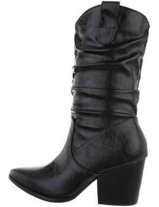 Damskie stylowe buty westernowe na jesień i zimę