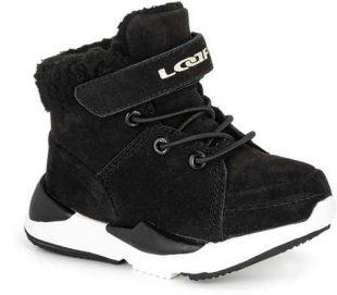 Dziecięce buty zimowe wykonane z wytrzymałego materiału