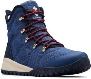 Columbia FAIRBANKS OMNI-HEAT buty zimowe dla mężczyzn