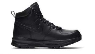 Czarne buty do kostki Nike