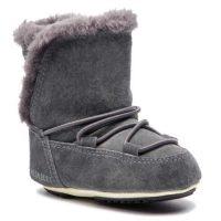Dziecięce buty śniegowe z futerkiem