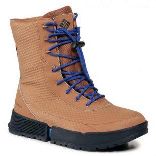 Męskie nowoczesne buty śniegowe Columbia