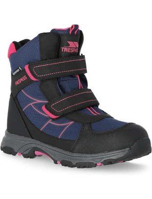 Dziecięce ocieplane buty wysokiej jakości Trespass