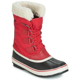 Stylowe damskie buty zimowe z izolowanym wnętrzem