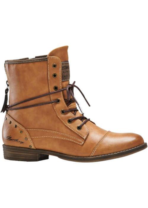 Wygodne, nowoczesne buty sznurowane zwane pracowniczymi
